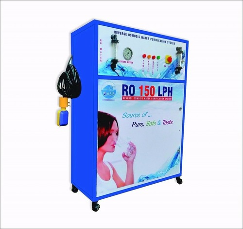 Mini RO System - Well & Tap Water (150 lph) for Drinking