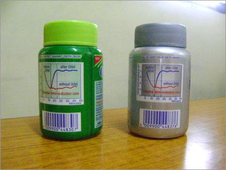 Plastic Jars with Lids