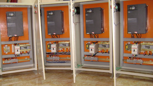 VFD Control Panel For Blower