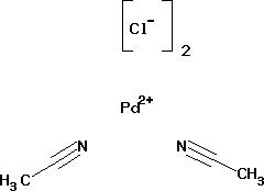 Bis(acetonitrile)-palladium(II) chloride (41% Pd)