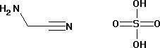 Aminoacetonitrile sulfate