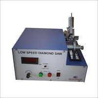 Low Speed Diamond Rig