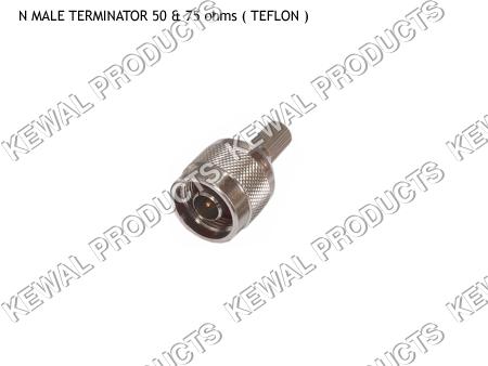 N Plug Terminator Type