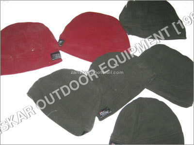 Fleece Caps