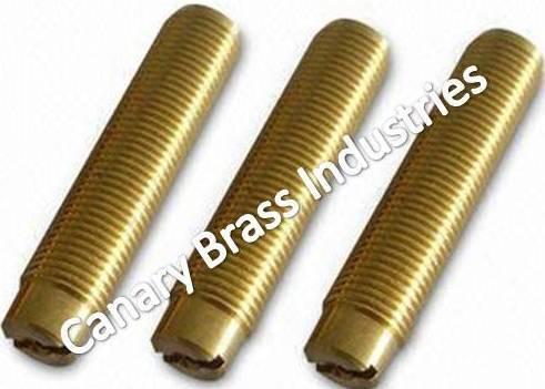 Brass Forged Auto Grub Screw