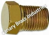 Brass Forged End Plug