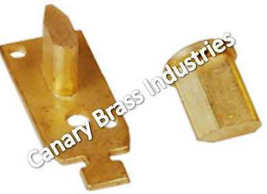 Brass Forged Elevator Parts