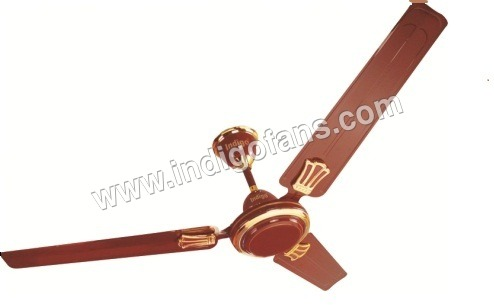 Flame D'ecor Chocolate Fan