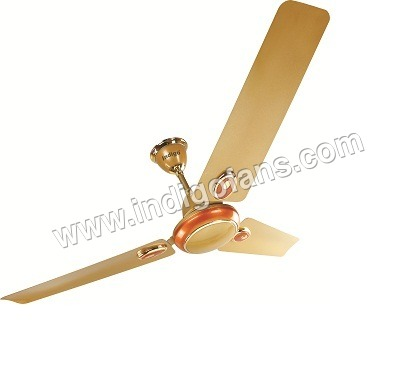 Gloriya Golden Ceiling Fan