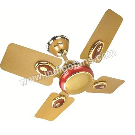 Small Wonder Golden Ceiling Fans