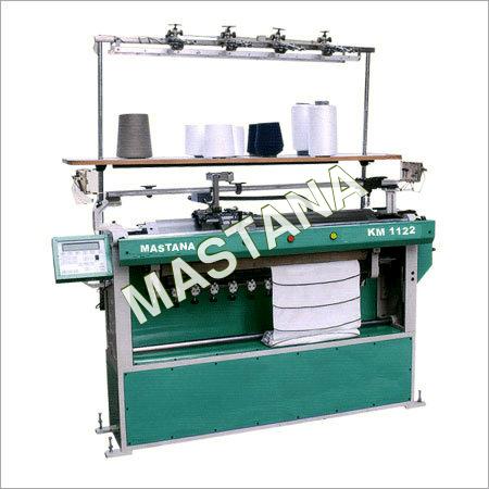 Flat Collar Knitting Machine
