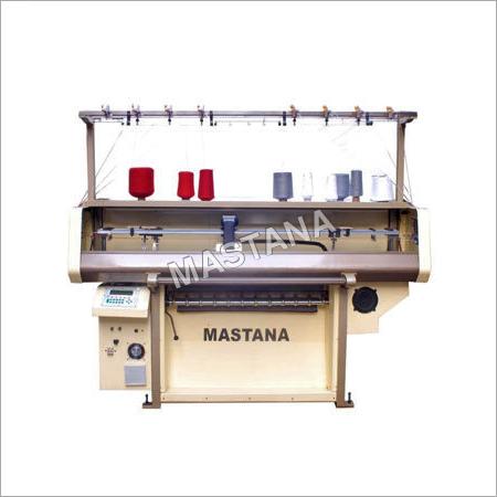 Jacquard Flat Knitting Machine