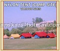 Luxury Nylon Tent