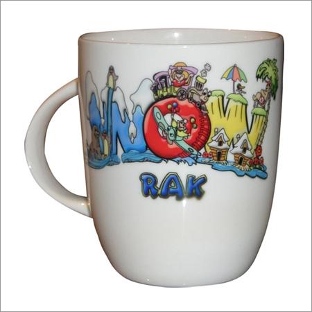 Sublimation Orchit Mug