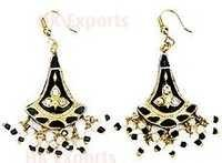 Lac Earrings