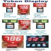 Digital Token Display Boards