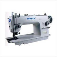 Lock Stich Machine With Cutter