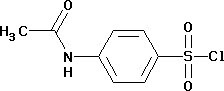Acetamidobenzenesulfonyl chloride