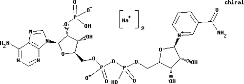 Nicotinamide adenine dinucleotide phosphate disodium salt
