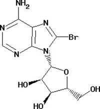 Bromoadenosine Chemical