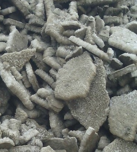 Marine Salt Pan Gypsum