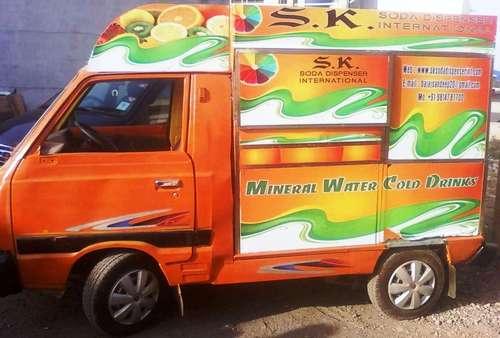 Soda Mobile Shop