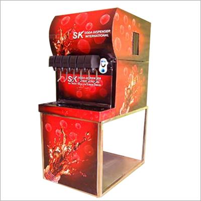 Soda Fountain Soda Dispenser
