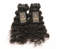 Machine Weft Deep Wave Hair