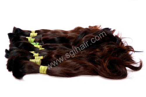 RWA INDIAN TEMPLE VIRGIN BULK HUMAN HAIR