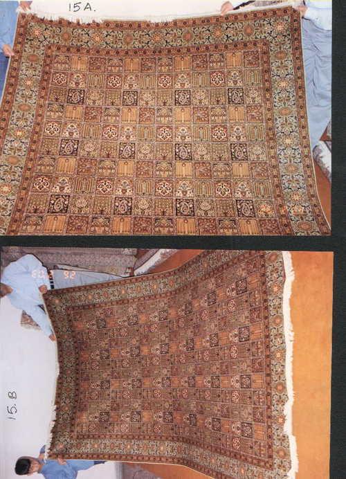 Silk & Woolen Carpet
