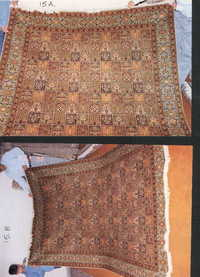 Wool Silk Carpets