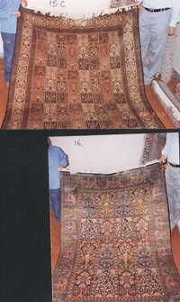 Natural Silk Carpets