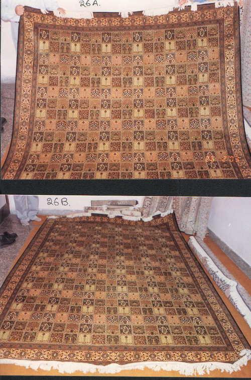 Hand Tufted Woollen Carpets