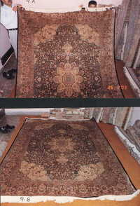 Woolen Silk Carpets