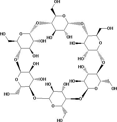 α-Cyclodextrine