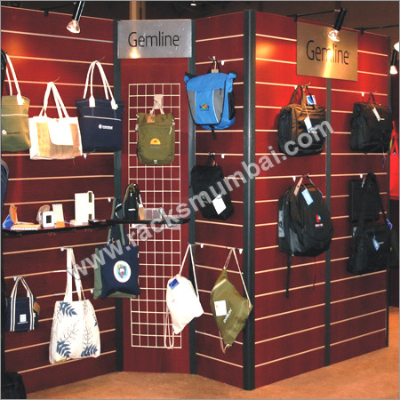 Leather Bags Racks