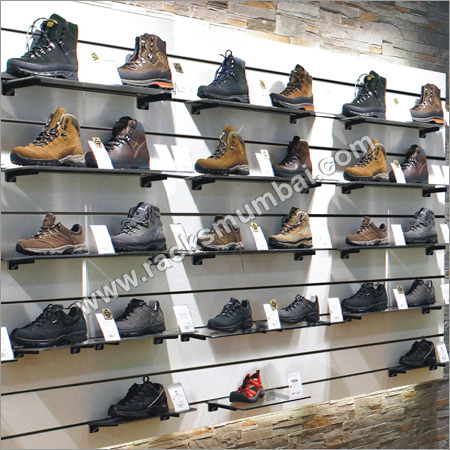 Display Shoes Racks