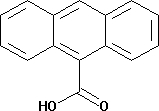 Anthracenecarboxylic acid