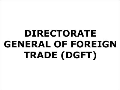 Directorate General Foreign Trade Services
