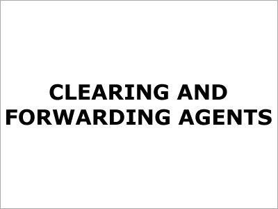 Clearing Forwarding Agents
