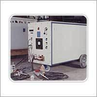 Portable Electromagnetic Crack Detection Machine
