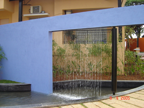 Water Jet Curtains