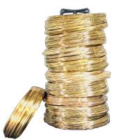 Round Brass Wire