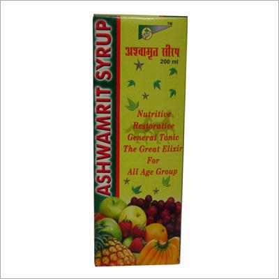 Ashwamrit Syrup