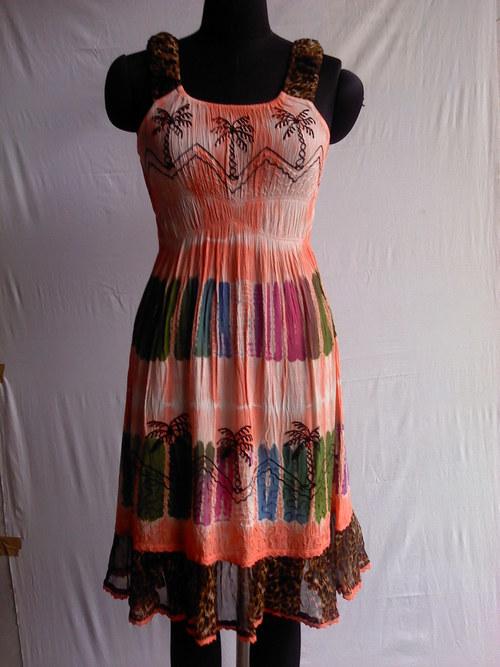 Tye & Dye Ladies Dresses