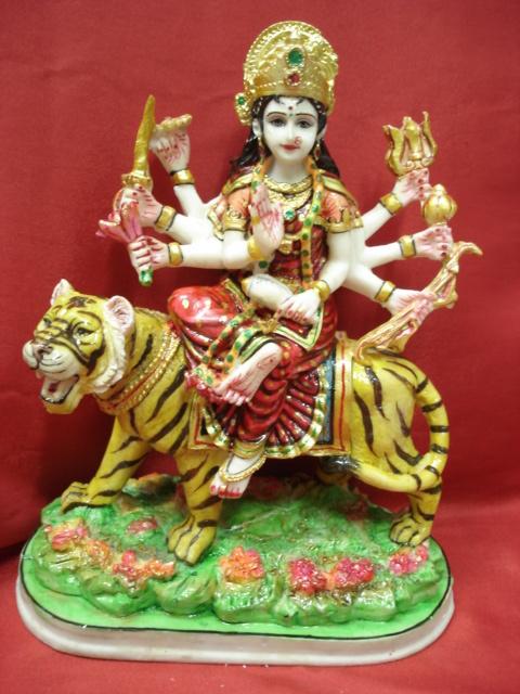 Durga Mata Statues
