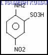 4 - NITRO ANILINE 2- SULFONIC ACID