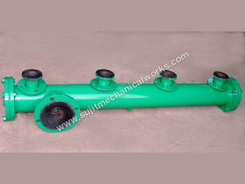 MSRL Pipes (Rubber Lining Pipes)