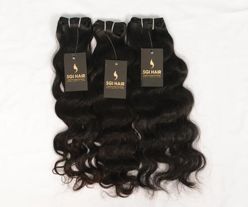Temple Hair