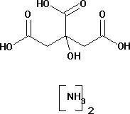 di-Ammonium hydrogen citrate